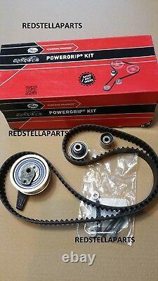 NEW GATES Timing Belt Kit For AUDI VW SEAT SKODA 1.6 2.0 TDI 16V K015678XS 2011