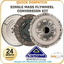 National Solid Mass Flywheel And Clutch For Vw Transporter/caravelle Ck10097f