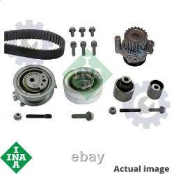 New Water Pump Timing Belt Set For Seat Skoda Vw Audi Exeo 3r2 Caga Cjca Ina