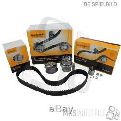Original Contitech Zahnriemensatz + Wasserpumpe Audi Vw Seat Skoda Ct1139wp6