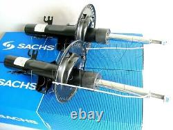 Pair SACHS OEM Gas Front Shock Absorbers Struts VW T5 T6 Transporter Caravelle