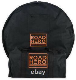 RoadHero RH209 Space Saver Spare Wheel & Tyre Kit For VW Transporter T6 15-19