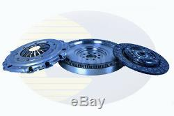 Solid Flywheel Clutch Conversion Kit For Vw Transporter Caravelle 2.5 Tdi Ayy