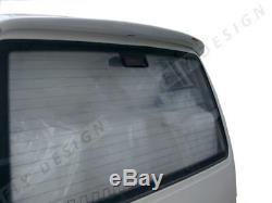 T4 VW Multivan Caravelle Transporter Dach bakspoiler optimierung der aerodynamik