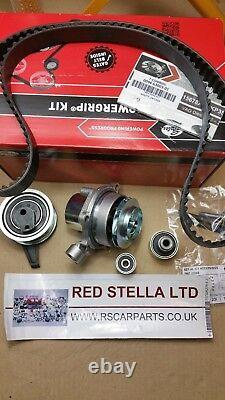 Timing Belt Kit water pump VW GOLF ARTEON PASSAT CC TRANSPORTER 1.6 2.0 TDI 16V