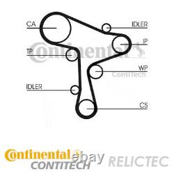 Timing Belt Set Kit Audi VW Seat SkodaA3, A4, GOLF VII 7, A5, OCTAVIA III 3