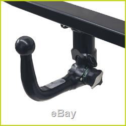 Towbar detachable for VW T6.1 11.2019- + 7pin universal electrical-kit NEW CAR