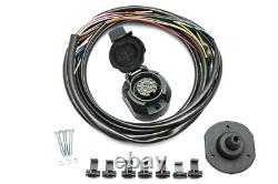 Towbar for VW Transporter T4 Minibus/Multivan/Caravelle 90-95 + 13pin wiring kit