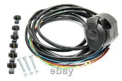 Towbar for VW Transporter T5 Minibus/Multivan/Caravelle 03-09 + 7-pin wiring kit