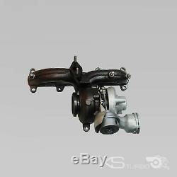Turbolader VW T5 BUS MULTIVAN 1.9 TDI 62KW 75KW 77KW BRR BRS Montagesatz
