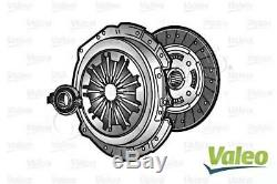 VALEO Clutch Kit Fits AUDI SEAT Altea SKODA VW Transporter T5 1.4-2.5L 2003