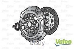 VALEO Kupplungssatz Kupplung für VW Golf 6 Touran 1T Beetle Passat 3C 1.6 2.0