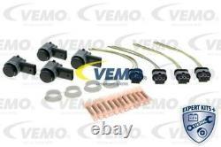 VEMO Parksensor Sensor Einparkhilfe PDC EXPERT KITS + Außen Hinten Innen Vorne