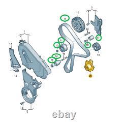 VW, Audi, MAN, SEAT, Skoda, 1.6L 2.0L TDi Timing belt & Water pump kit Genuine