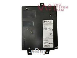 VW Bluetooth 3C8035730D Hands Free Car Kit Module Wiring Set /#572 VW T5