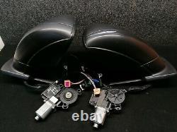 VW Bus T6 Elektrischer Klappe Rückspiegel L+R 7E1857387BP 9B9 7E1857388EQ 9B9