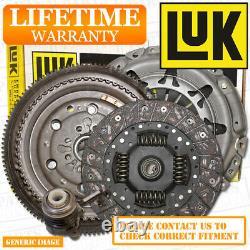 VW CARAVELLE Mk V 2.0 TDi LUK Flywheel & Clutch Kit 140 09/09- CAAC CCHA Bus