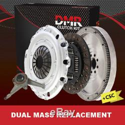 VW Caravelle T4 2.5 TDi Dual Mass Replacement Clutch Kit + CSC (Solid Flywheel)