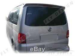 VW Multivan Caravelle Transporter Karosserie Dachspoiler Nachrüstsatz Dachkanten