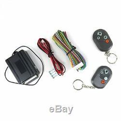 VW Porsche Remote Keyless Power Door Lock Kit bug super beetle ghia bus 356 911