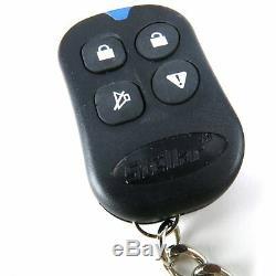VW Porsche Remote Keyless Power Door Lock Kit with Alarm bug super beetle ghia bus