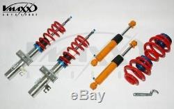 VW T5 / T6 Transporter / Caravelle / Kombi V-Maxx Xxtreme Coilover Lowering Kit