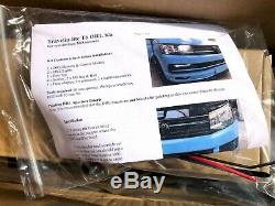 VW T6 Transporter Caravelle DRL Vanstyle Kit with Grilles BNIB