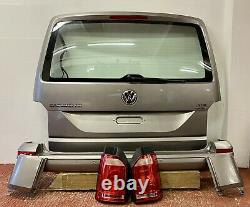 VW T6 Transporter Caravelle Tailgate Rear End Conversion Kit Beige LH1X