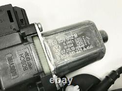 VW T6 elektr. Außenspiegel Komplett Schloss Motor Kabel Set L+R Indium Grey LR7H