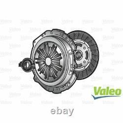 Valeo 3kkit Umruestsatz Kupplungssatz Audi Seat Skoda Vw 826729
