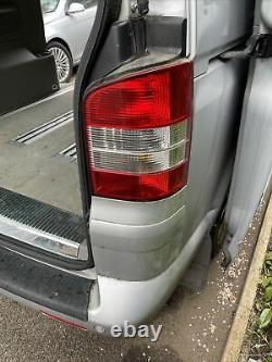 Volkswagen Transporter T5 Tailgate Conversion Kit Silver Caravelle Vw