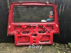 Volkswagen VW Transporter T4 Caravelle rear tailgate boot lid & conversion Kit