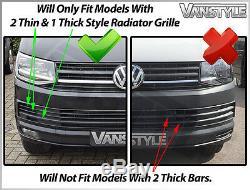 Vw Caravelle T6 15+ Drl Kit Oe Spec Volkswagen Day Running Lights Upgrade Led