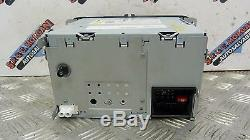 Vw Polo Radio CD Player With Blutooth Hands Free Kit 5m0035186l (09-14) Breaking