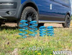Vw T6 Transporter Caravelle 2015-2019 Vanstyle Lift +35mm Springs Kit Swamper