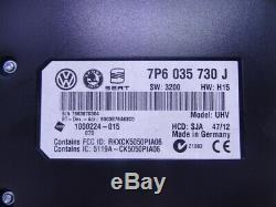 Vw Touran 2011-2015 Bluetooth Interface Box 7p6035730j