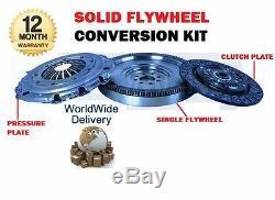 Vw Transporter Caravelle 2.5td 1995- New Single Flywheel Clutch Conversion Kit
