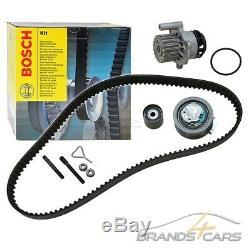 Wasserpumpe + Zahnriemensatz Bosch Audi A2 8z 1.4