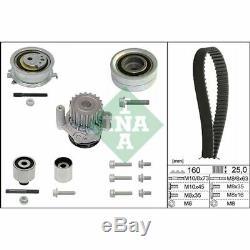 Wasserpumpe + Zahnriemensatz INA 530 0550 32